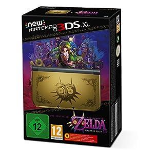 New Nintendo 3DS XL gold inkl. Legend of Zelda: Majora's Mask 3D