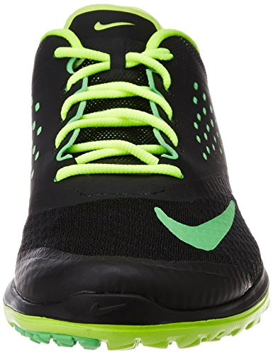 Nike Damen Fs Lite Run 2 Derby, 7.0UK/ 26.0cm Schwarz