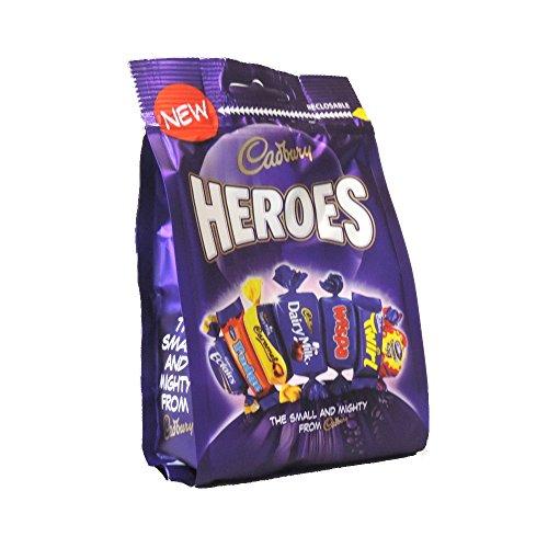 Cadbury - Heroes Bag - 92g (Case of 10)