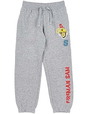 Sam el bombero Chicos Pantalones de jogging - Gris