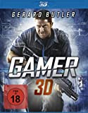Gamer - Uncut  (inkl. 2D-Version) [3D Blu-ray]
