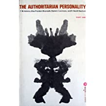 The Authoritarian Personality Part One (unabridged)