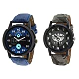 Relish Analogue Multi-Colour Dial Men Wa...