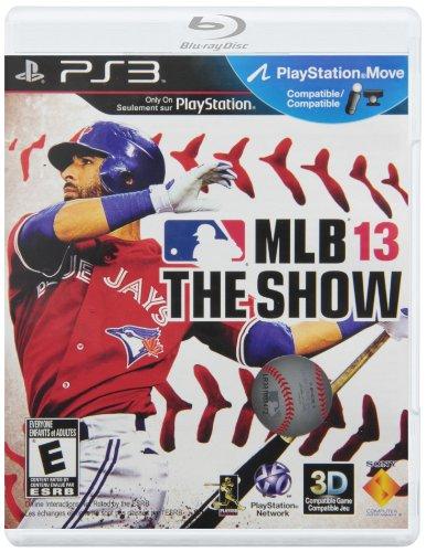 MLB 13 The Show (輸入版:北米 ブルージェイズ ホセ・バティスタ選手カバー)