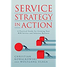 Service Strategy in Action: A Practical Guide for Growing Your B2B Service and Solution Business (English Edition)