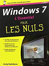 Windows 7 - L'essentiel Pour Les Nuls