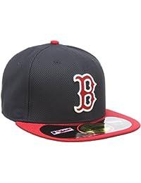7fbc5ec45046b A NEW ERA Era Rodmann Gorra Gorro MLB Diamond ERA Boston Sox 59 de Béisbol  Azul