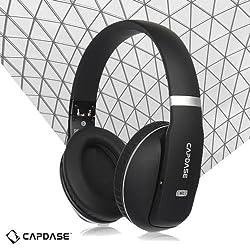 Capdase Pulse Bluetooth Headphone Black - BH00-P01S
