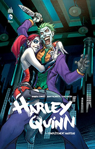 Harley Quinn tome 1 par Conner Amanda