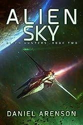 Alien Sky (Alien Hunters Book 2) (English Edition)