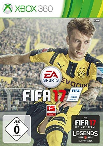 FIFA 17 - [Xbox 360] (Coole Xbox 360)