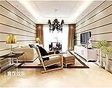 QXLML Tapete moderne einfache dreidimensionale Marmor breit gestreiften Vliestapete Schlafzimmer Wohnzimmer TV Hintergrundbild 10 * 0,53 (M) ( Color : Ephedra )