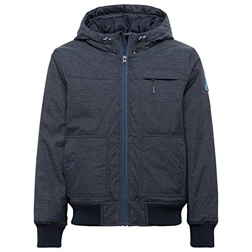 TOM TAILOR für Jungen Jacken & Jackets Jacke mit Taschen real Navy Blue, 140
