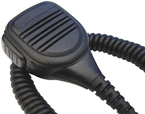 Lautsprecher Mikrofon für Motorola CP200 CP200D XLS PR400 EP450 GTX GP300 P1225 CP185 P110 SP50 Radio Revers Schulter P1225 Radio