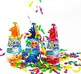 esto24® Wasserbomben Pumpe inkl. 300 Wasserballons und Einfüllhilfe für Wasserbomben 1,5 Liter Inhalt