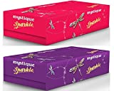 #10: Mystique Soft 2 Ply Face Tissue - 100 Pulls Each Box (200 sheets) Pack of 2- 200 Pulls (400 sheets)