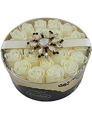 Gloss! Fleur de Pétales de Savon Bloomfield Fleurs Blanches/Musk