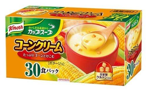 knorr-cup-soup-corn-cream-30-packs-by-ajinomoto-japan