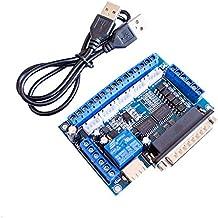 Winwill® Tablero del desbloqueo del CNC de 5 ejes con el acoplador óptico Para el conductor del motor de pasos MACH3