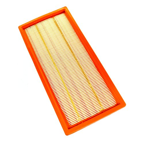 AISEN Lamellenfilter für Kärcher 6.904-283, 65/2 Eco Tc, NT 65/2 Eco Me, NT 72/2 Eco Tc, PES Filter, Flachfaltenfilter, Absolutfilter