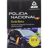 Policía Nacional Escala Básica. Ejercicios de ortografía, psicotécnicos y de personalidad