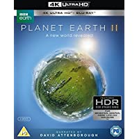 Planet Earth II (4k UHD Blu-ray + Blu-ray)