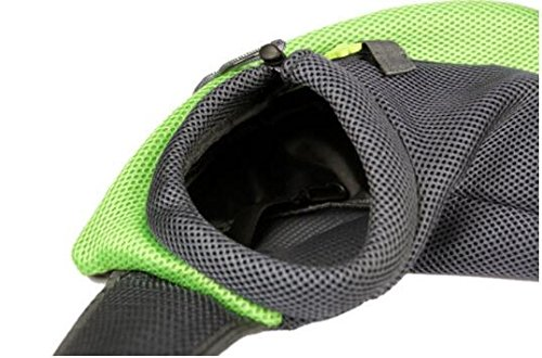 BENWEI Classics High-quality Breathable Dog Front Carrying Bags Mesh Comfortable Travel Tote Shoulder Bag For Puppy Cat… 17