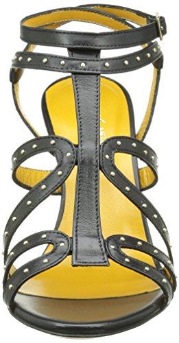 Atelier Mercadal M5382, Sandales Femme Noir (Linch Nero)