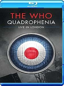 The Who: Quadrophenia - Live In London [Blu-ray] [2014] [Region Free]