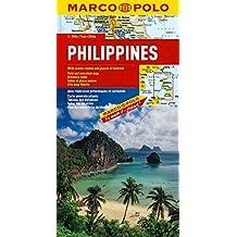 Marco Polo Kontinentalkarte Philippinen 1 : 2 000