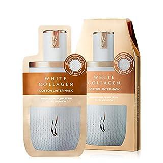 AHC New White Collagen Cotton Linter Mask 45g x 5ea