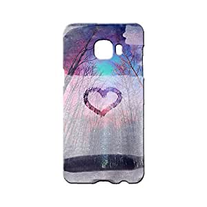 BLUEDIO Designer Printed Back case cover for Samsung Galaxy C5 - G11658
