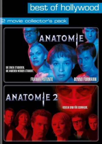 Best of Hollywood - 2 Movie Collector's Pack: Anatomie / Anatomie 2 [2 DVDs]