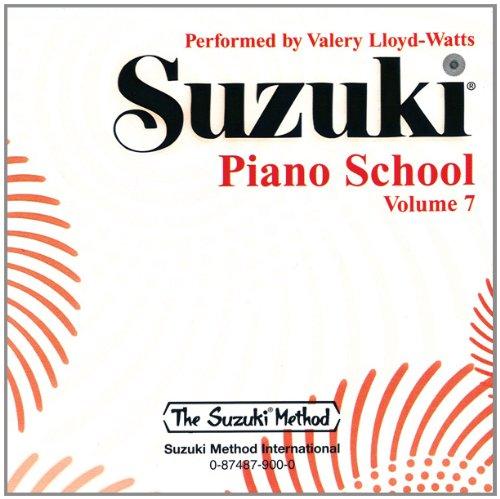 Suzuki Piano School, Vol 7 (Suzuki Method Core Materials)