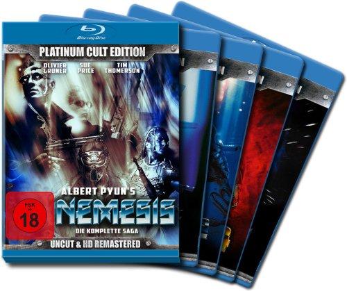 Bild von Nemesis - Die komplette Saga (Platinum Cult Edition) [Blu-ray]