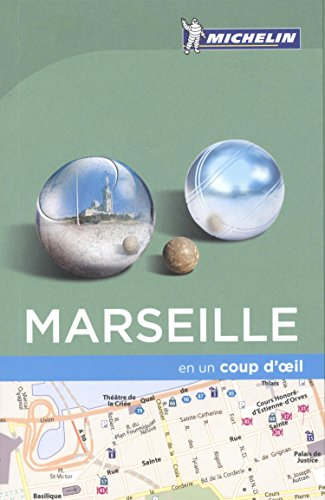 Marseille en un coup d'oeil Michelin par Michelin