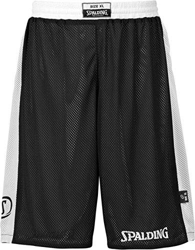 Spalding Hose & Shorts Essential Reversible, schwarz/weiß, S, 300501402