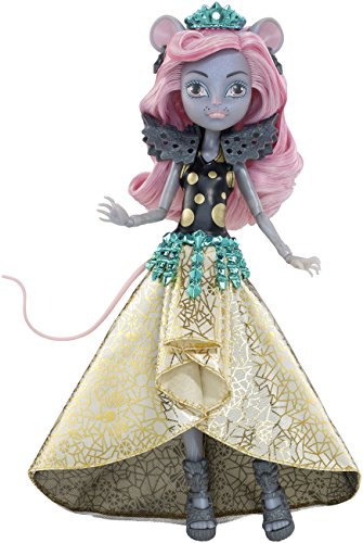 Image of Monster High Boo York Gala Ghoulfriends Mouscedes King Doll