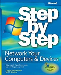Network Your Computer & Devices Step by Step by Ciprian Rusen (2011-01-02)