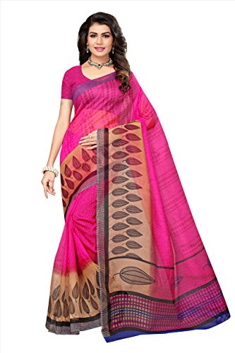 sarees combo offer below 500 rs saree party wear designer sarees below 300 rupees sarees new collection 2018 party wear work sarees saree for women latest design 2018 fancy saree below 500 today offers Sarees for Women Latest Design Sarees New Collection 2018 Sarees below 300 Rupees 500 Rupees Sarees for Women Partywear Latest Design Wedding Collection Sarees for Women below 500 Latest sarees for Women Party wear Offer Designer Sarees Sarees New Collection Today Low Price (Pink)  available at amazon for Rs.250