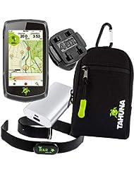Tahuna Teasi ONE4 Bicycle Handlebar Mount + USB Power Supply + Screen Protector + Optional Accessories