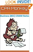 #8: CPA Monkey - CRAM Notes for the CPA Business Enviroment & Concepts Exam 2016-2017 Edition