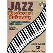 Jazz Keyboard Harmony + CD.
