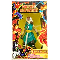 1997 Ninja Rogue 10-inch Deluxe Marvel Universe Action Figure