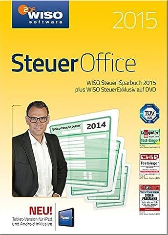 WISO Steuer-Office 2015 (für Steuerjahr 2014)