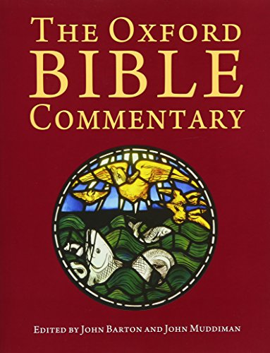 Barton Oxford (The Oxford Bible Commentary)