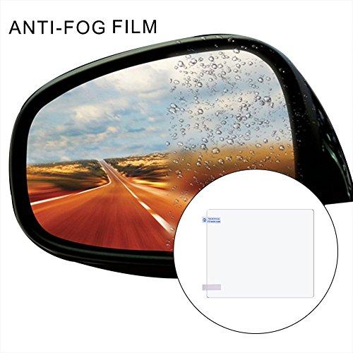 sweetlife Anti-Fog Wasserdichte Folie, Freedom Film Anti-Fog Maske Film–regendicht Anti-Fog Kratzfest explosionsfeste hydrophilen Auto Glas Film