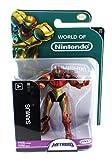 World of Nintendo Metroid Samus Aran Mini Figure