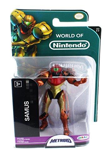Samus Aran - Metroid (Serie World of Nintendo)