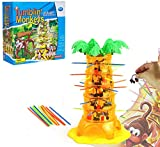 #9: Wishkey Tumbling Monkeys Toy Set A Game of Skill and Action Toys for Kids /Baby